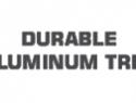 bague de poignée en aluminium