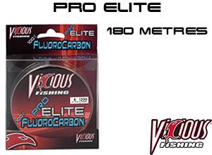 fluorocarbone pro elite-183m