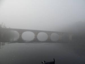 brouillard sur bergerac